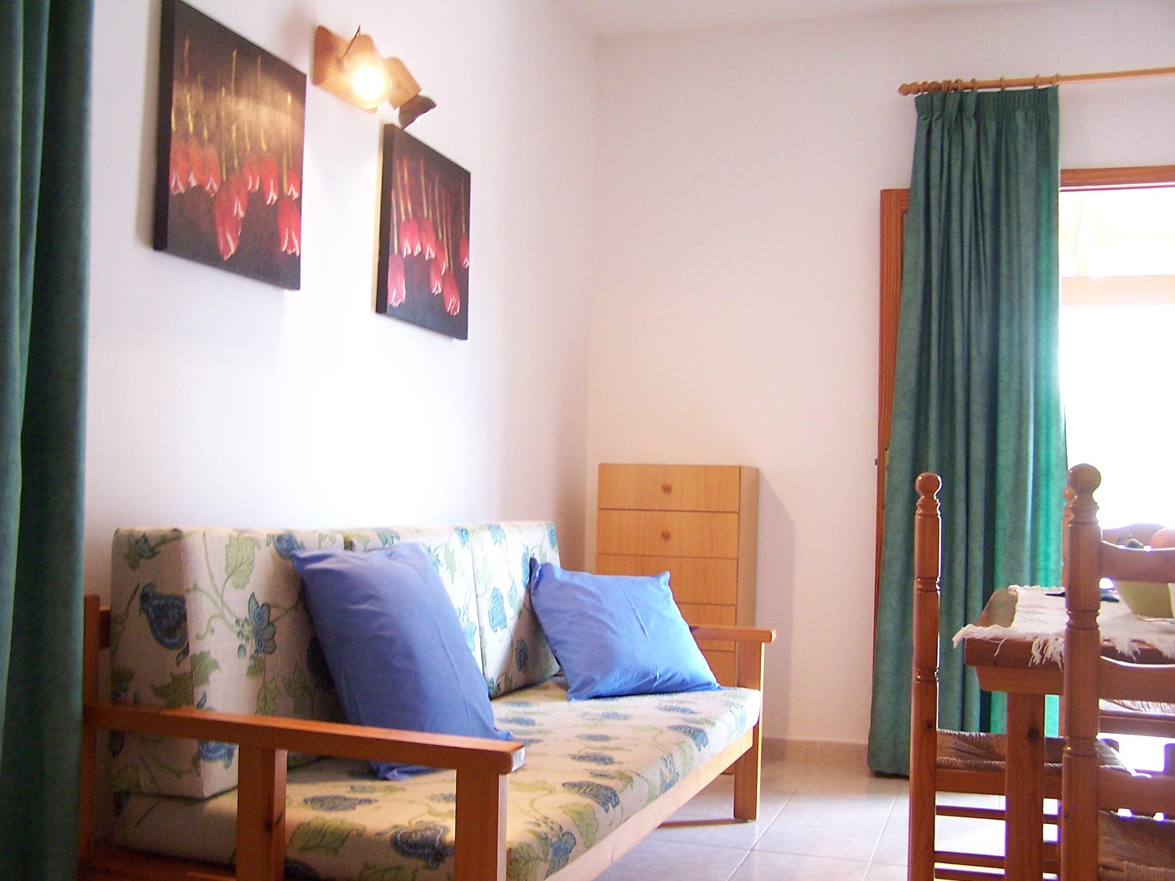 Alojamientos turísticos Cardona. Apartamento Vacacional en el Parque Natural de Las Salinas.