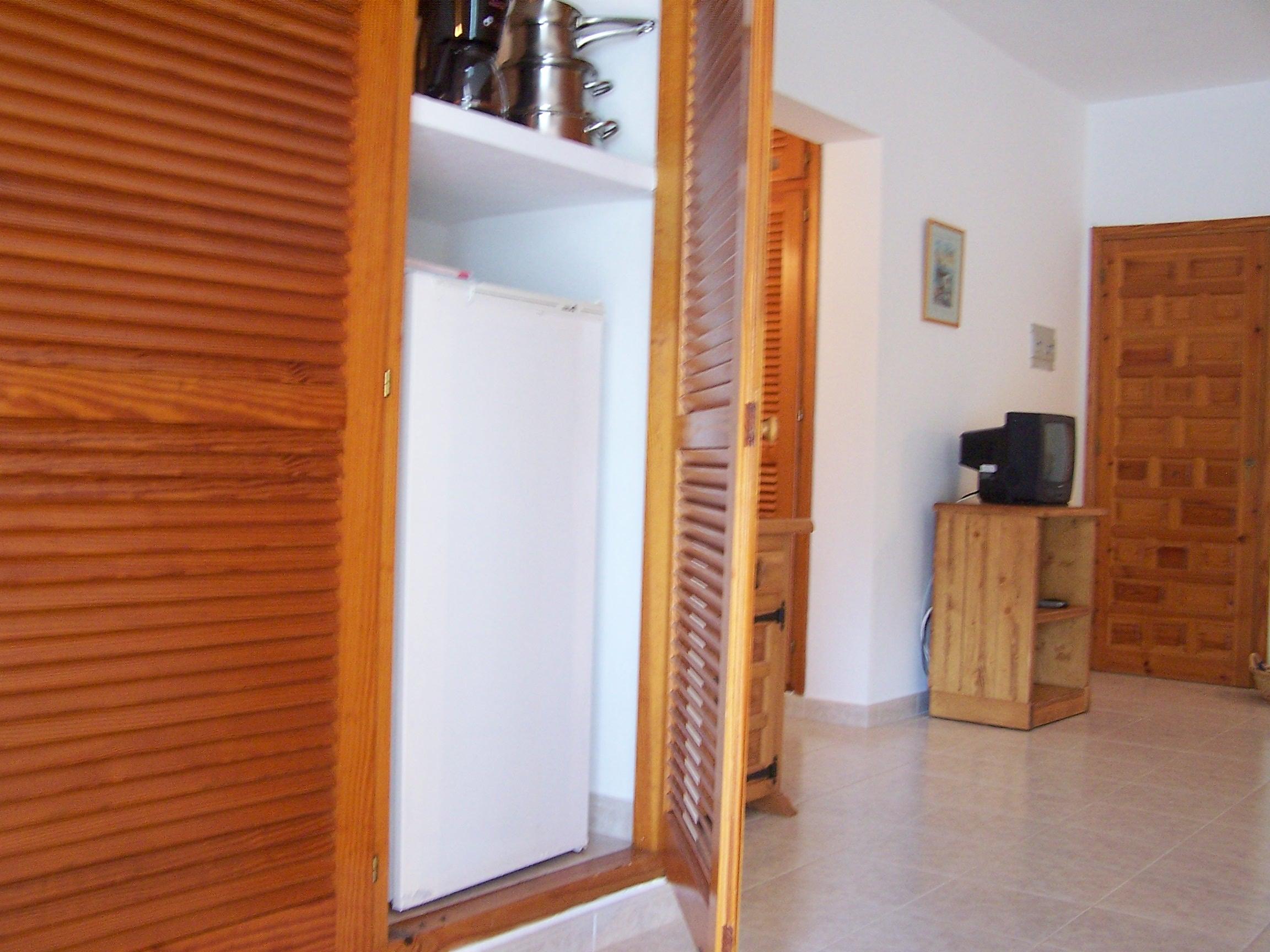 Cocina. Alojamientos turísticos Cardona